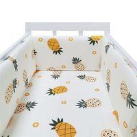 200 cm * 30 cm urodzony ogrodzenie baby dziecięce Droposzoodporne bawełniane łóżeczko Anti-Collision i Anti-Drop Boum 210924