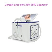 CE approved laser hair removal machine 808nm diode Alma soprano titanium price