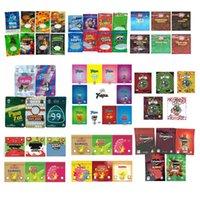 Oyun Aşırı TruTFez 3.5G Çanta Şanslı Charmz 500 mg Backpackboyz One Up 600mg Kek Brownie Ekşi Isırıklar Kurabiye Mylar Paketi Çocuk Geçirmez Küçük Ambalaj Çanta Kuru Herb Çiçekler için