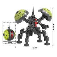 Космические войны Buzz Droid Minifig Модель Наборы Mini Действие Фигура Строительные Блоки Кирпичи Игрушка