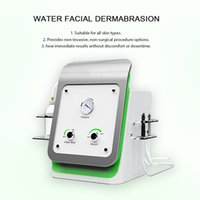 2021 Latest Portable hydrafacial microdermabrasion peeling Tool Skin Tightening Whitehead removal Machine for Home and Person Use