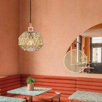 Chandeliers Vintage Crystal Luminaire Suspendu Lustres Hanglampen Luzes De Teto Living Room Decoration