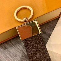 2021 Keychain de Luxo Alto Qualtiy Chaveiro Chaveiro Titular Titular Da Marca Designers Chaveiro Chaveiro Porte Clef Presente Homens Mulheres Saco De Carro Chaveiros 888