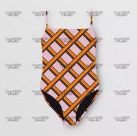 الكلاسيكية محب ملابس أعلى جودة مبطن المرأة الفاخرة ارتداء في الهواء الطلق شاطئ السباحة ضمادة مصمم قطعة واحدة المايوه أربعة مواسم عالمي