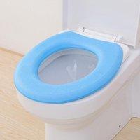 WaterPoof Мягкие туалетные крышки сиденья крышка ванной комнаты BlaceStool защитные аксессуары многоразовые коврики крышки