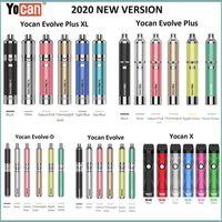Otantik Yocan Evolve Artı XL X Balmumu Elektronik Sigaralar Vape Kalem -D Kuru Herb Buharlaştırıcı Kiti Kitleri 100% Orijinal Toptan