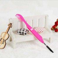 240pcs Disposable Eyelash Brush Mascara Comb Wand Applicator Kit Cosmetic Tools New Cepillo De Pestanas