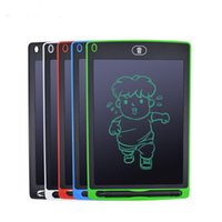 8.5 12 inch LCD Writing Tablet Drawing Board cases Blackboard Handwriting Pads Gift for Kids Paperless Notepad Tablets Memo With Upgraded Pen