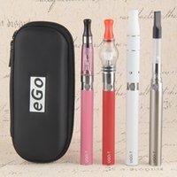 4 em 1 Erva seca Mini Sarter Kit de cera de ervas Vape Pen 1100mAh Ugo Vaporizador USB Passthrough EGO T Bateria 2021