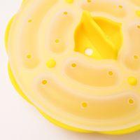 Fabricante de salchichas Molde para hornear de silicona con mango Molde de jamón hecho a mano Herramientas de bricolaje para Home Cook EEB5988