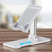 Foldable Phone Stand Angle Height Adjustable Desktop Phones Holder Bracket for iPhone 12 11 Pro Xr Xs Max iPad Kindle Tablet PC