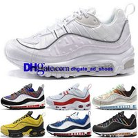 Baskets Vulcanisés 46 Sneakers Air occasionnel Taille sportive US 12 hommes Filles Chaussures Runnings Max Tenis Mens Sports Sports 98 Femmes Tennis