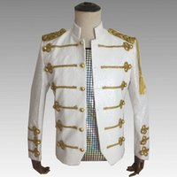 Homens uniformes Formal Roupa Festa Celebração Fase Lantejoula Homens Terno Slim Fit Blazer Jaqueta Drama Desgaste de Desempenho