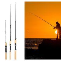 Spinning Sports Outdoors Drop entrega 2021 75cm Comprimento Camarão Pólo de Gelo Pessoas Portátil Peso Tackle Lure Ferramentas de Pesca Pesca Axpw1