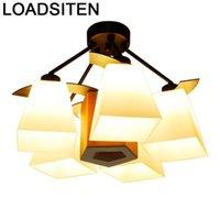 천장 조명 Plafond Lamp Colgante Moderna Plafonnier Moderne Plafon Celling de Lampara Techo Plafondlamp 거실 라이트