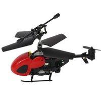 Hélicoptère de télécommande à 2 ports Mini RC Airplane Modèle Jouet pour enfants