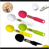 Tools Kitchen, Dining Bar Home & Gardenelectronic 500G 0Dot1G Lcd Display Weight Measuring Digital Spoon Scale Mini Kitchen Tool W-00690 Drop