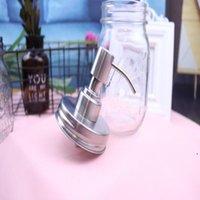 Pressione o dispensador de sabão líquido do bico DIY de aço inoxidável de aço inoxidável Bomba de cozinha Sanitizador de cozinha sem tanque FWF6870