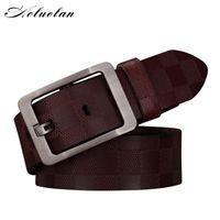 JD49 Aoluolan Designer Beliebte Mode Leder mit hochwertiger Designer Gürtel Luxus Gürtel Herren Classic Beltsg6YF {Kategorie} CJJ