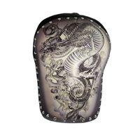 Бейсболка мужская татуировка дракона шляпа шляпа дракона летние улицы оригинальной иллюстрации напечатаны китайский ветер джокер отходы отходы их профилактики
