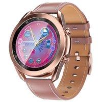 W3 Smart Watch Men Mujer Bluetooth Llamada Llamada completa Táctil Custom Dial Clock Monitor de ritmo cardíaco Alarma Tiempo Clima Remoto Cámara Fitness Tracker Niños Smartwatch para Android IOS