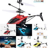 Mini Helicopter UFO RC Drone Infraed Hand flayaball control plane Sensing Electronic Quadcopter Model Aircraft remote Small drohne Toys