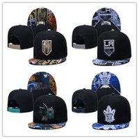 Latest Snapback Hockey Caps Baseball hat Basketball Football Snapbacks Casquette All Teams Cap Hats wholesale Mixed order DHL