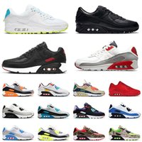 Mens Safety shoes 2021 90s 2022 2019 Running shoes women Outdoor Casual Classic Athletic UNC White Ultra 2.0 Essential Sneakers shoes Maxes sports big size US 12 13