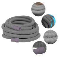 Accessoires de la piscine Longueur totale de 9M Natation Nettoyant Tuyau de tuyau de tuyau d'eau UV et de chlore résistant au chlore pour le système de pompe à filtre