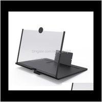 أخرى المنزل حديقة الشاشة المحمول سحب مكبر للصوت الهاتف الخليوي أكبر زاوية 3D شاشات الفيديو مكبرات الصوت 10 بوصة IN78N ZJ1TT
