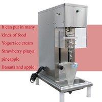 수돗물 과일 냉동 요구르트 아이스크림 혼합 기계 만들기