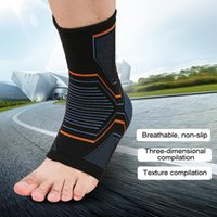 Sports Socks 1PC Ankle Brace Compression Support Sleeve Elastic Breathable For Injury Recovery Joint Pain Basket Foot