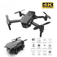 R16 Mini RC Drone 4 K HD Kamera Wifi FPV Hava Basıncı Yükseklik Bakım 12 Dakika Pil Ömrü Katlanabilir Quadcopter Hediye Oyuncaklar