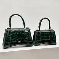 5A + 모래 시계 디자이너 가방 Womens 핸드백 지갑 정품 가죽 클래식 하이 엔드 하드웨어 어깨 가방 옵션 원래 상자가있는 핸드백 멀티 컬러