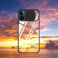 DHL Diapositive Caméra Lentille Cas de protection pour iPhone 11 12 PRO Max x XS XR Samsung S20 S21 S30 A51 Matte Clear Cover Cover Coque Téléphone