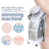 2020 yeni en iyisi 80k kavitasyon rf ultrasonik lipo vakum kavitasyon kilo kaybı vücut zayıflama güzellik makine ücretsiz gönderi