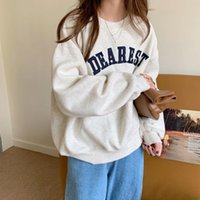 Women's T-Shirt Oversized Hoodie Aesthetic Round Neck Plus Size Casual Clothes For Women Full Sleeve Ladies Elegant Loose Sweatshirt