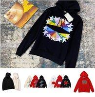 Hoodies das Mulheres dos homens Outono e Inverno Bordado Estrelas Carta Impressão Europeia Americana de Luxo Top Moda Roupas Loose Tendência Designer Sweater Jacket GI2021