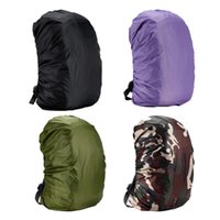 Outdoor Bags Backpack Anti-theft Rain Bag Cover Climbing Portable Waterproof Case Camping Hiking Cycling School Travel Kits