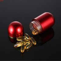 30ml 20pcs caixa de pílula colorida, produtos de saúde dos homens vazios produtos pequenos, recipiente de cápsula, garrafas de medicamentoGoods