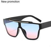 أزياء المرأة النظارات الشمسية مصمم العلامة التجارية الجديدة العدسات التدريجية سيامي المد والجزر النظارات uv400 نظارات السيدات