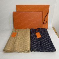 Designer Schal Womens Herrenschals Großhandel Klassische Plaid Fashion 100% Kaschmir Bequeme Schal