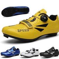 Mountainbike Schuhe Männer Professionelle Straße Selbsthemmung Ultraleicht Fahrrad Sport Outdoor Schuh Radfahren Schuhe