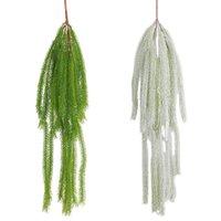 Bouquet Artificial Pendurado Suculentas Plantas Cordas String Decoração Mall Plantação DIY DIY No Teto De Noite Q Flores Decorativas W