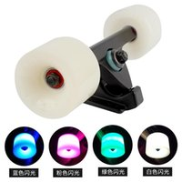 Profissional Skate Wheels 100A Hardware Duplo Rocker Kaykay Skate Acessórios BI50SA Skateboarding