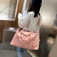 Duffel Bags Мода Женщины Путешествия Сумка Нейлон Повседневная Трудная сумка Большое и Небольшое Рыбное плечо на выходные Работы