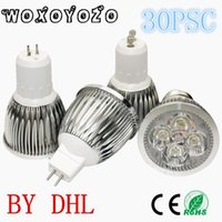 Lampen 2021 LED Dimmable Lampada ACDC 12V High Power MR16 Lampenlicht 9W 12W 15W GU5.3 AC110V 220V Spotlight
