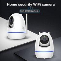 Macchina fotografica wireless WiFi WiFi di 2,0 mp Telecamera Smart Security Telecamera per telecamere di Surveillance Full HD Night WiFi Camera monitor