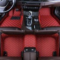 RHD Tapis pour Toyota Rav4 Rav 4 2007-2013 Tapis de plancher de voiture Auto Accessoires d'intérieur Accessoires Decor Tapis