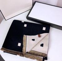 Moda Mujeres Seda Bufanda Newarrival Man Womens 4 Seasons Shawal Shaf Berve Bufs Bufandas Bufandas Multi Estilos Caja Opcional Top Calidad
